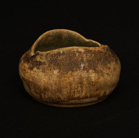 royal copenhagen guld musselmalet lysestager