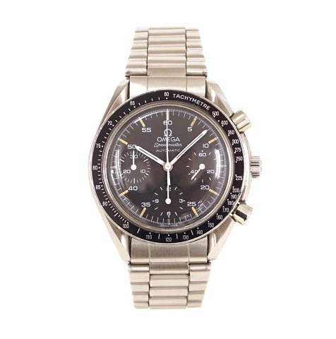 Omega Speedmaster Reduced. Årgang 1995. Ref 